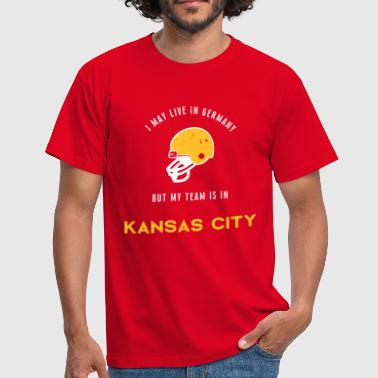Kansas City - Männer T-Shirt