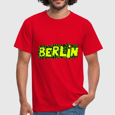 Berlin Germany DDR Deutschland - T-shirt Homme