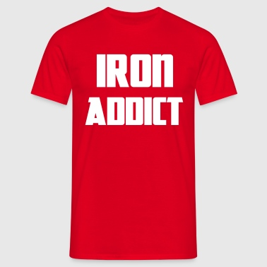 Iron - T-shirt Homme