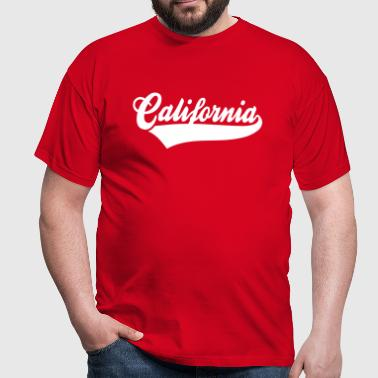 Californie - T-shirt Homme