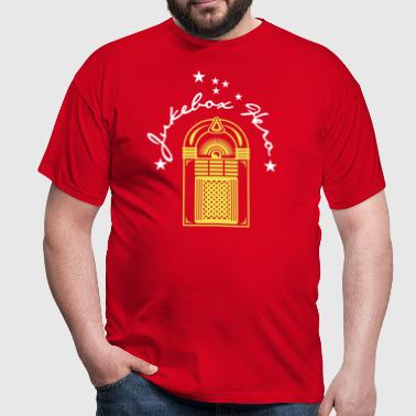 jukebox (1c) - Männer T-Shirt