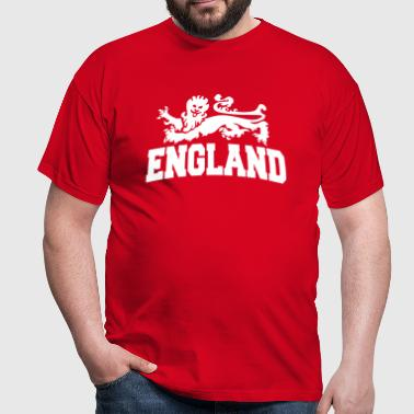 england with lion - T-shirt Homme