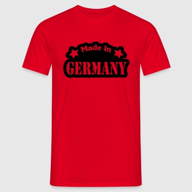 Made in Germany - Herre-T-shirt
