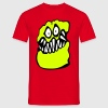 graffiti monster chris brown - Men's T-Shirt