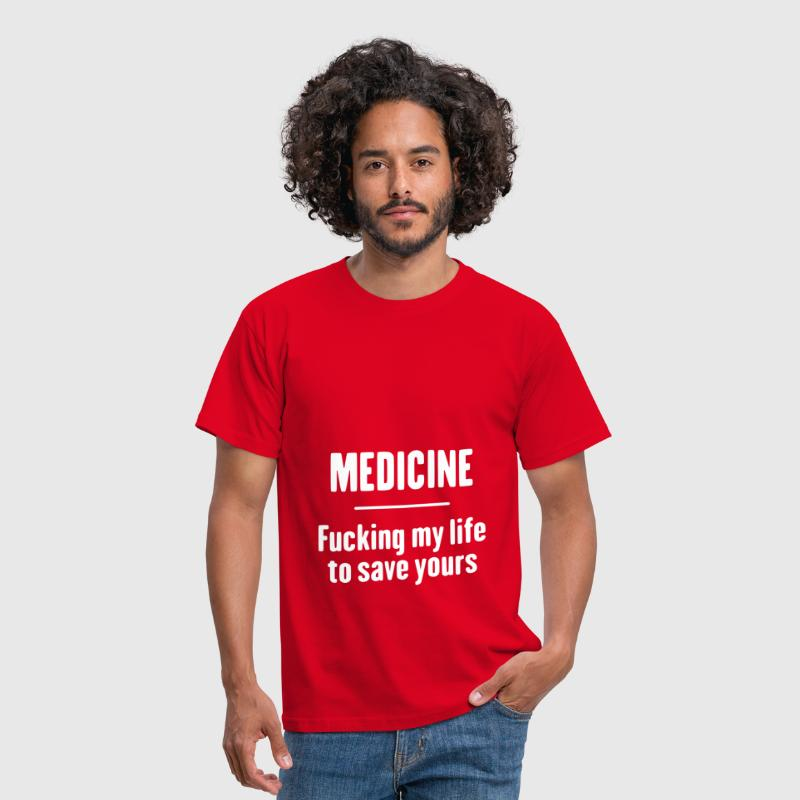 Medicine - Fucking Life - T-shirt Homme