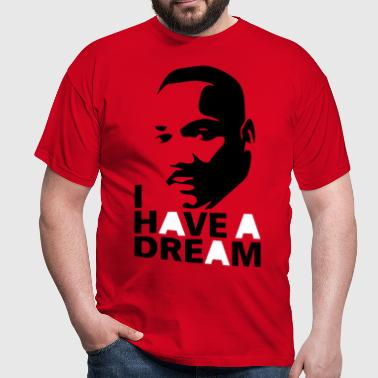 MARTIN LUTHER KING - T-shirt Homme