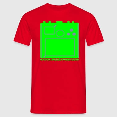 kaoss_i9_ - Men's T-Shirt