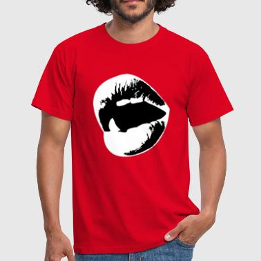 Mouth - Men's T-Shirt