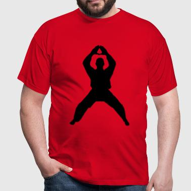 martial arts judo karate - Mannen T-shirt