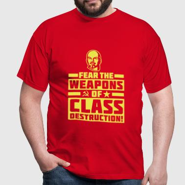 Class Destruction - Men's T-Shirt