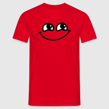 smiley - T-shirt Homme