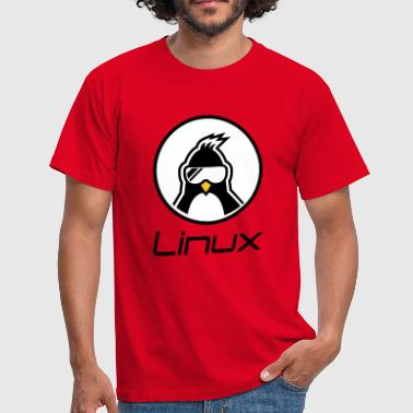linux - T-shirt Homme