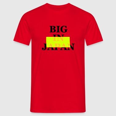 big on the net +  your blog etc - Herre-T-shirt