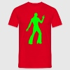 Disco dancer  - Men's T-Shirt