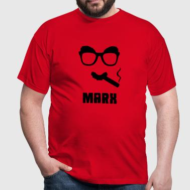 Marx (Groucho) - T-shirt Homme
