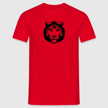 Tiger wild wildes Tier 12022 - Männer T-Shirt
