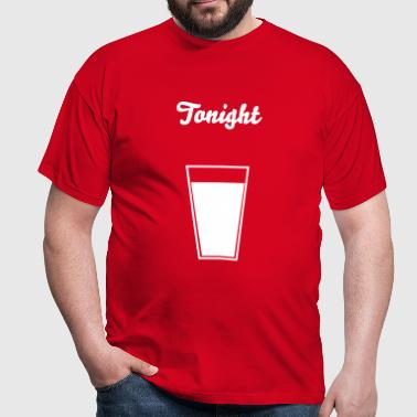 beer glass - Men's T-Shirt