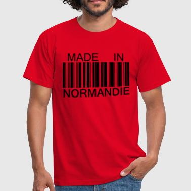 Made in Normandie - T-shirt Homme