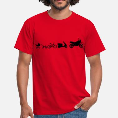 Triciclo Motocicletas Enduro Adventure Evolution - Camiseta hombre