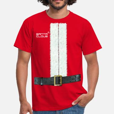 Canta Claus - Herre-T-shirt