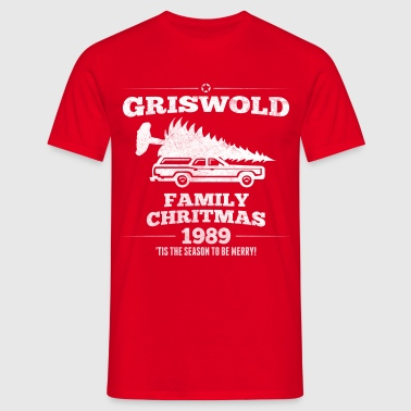 Griswold Family Christmas - Men's T-Shirt