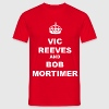 VIC REEVES AND BOB MORTIMER - Men's T-Shirt