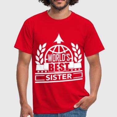World's best Sister 2 - Männer T-Shirt