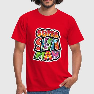Super Siesta Man - Men's T-Shirt