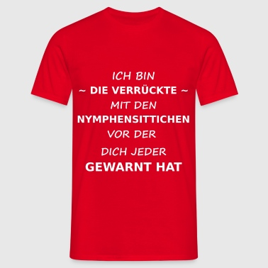 Nymphensittich - Männer T-Shirt