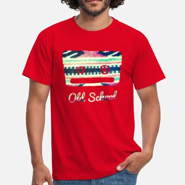 Old Maid Old school - Herre-T-shirt