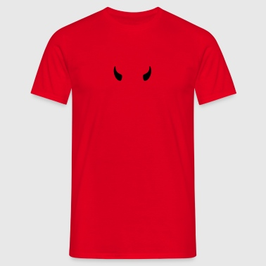 devil - Mannen T-shirt