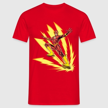 Justice League The Flash - T-skjorte for menn