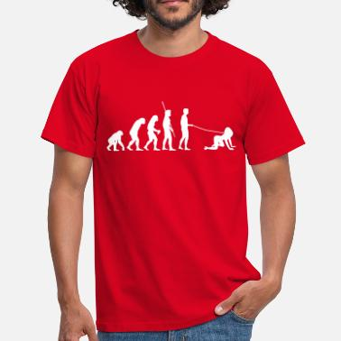Va Evolution homme va walkies  - T-shirt Homme