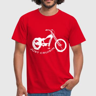 Lowrider bike - Men's T-Shirt