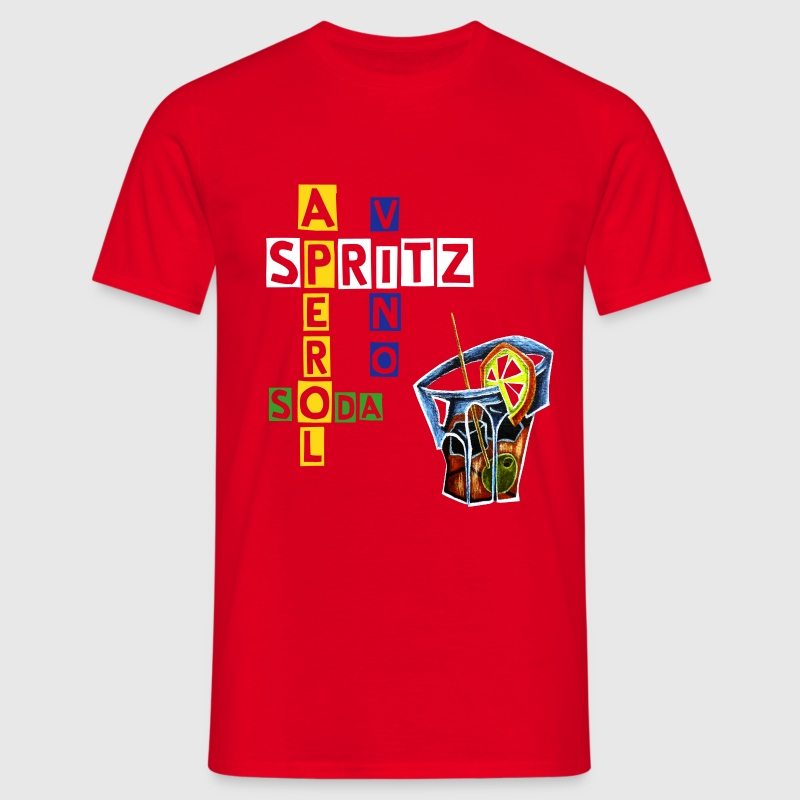 Spritz Aperol Party Venezia Italia - Men's T-Shirt