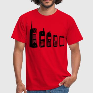 Evolution Mobile  - Camiseta hombre
