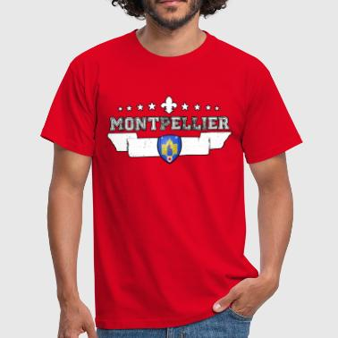Montpellier - T-shirt Homme