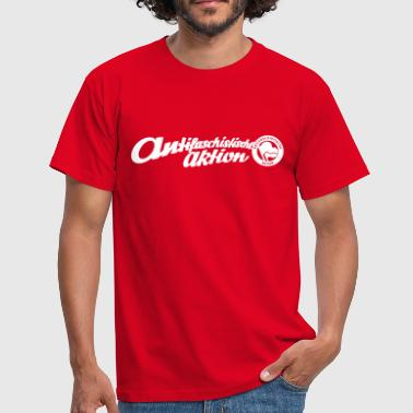 Antifaschistische Aktion - Männer T-Shirt