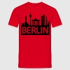 Berlin skyline - Men's T-Shirt