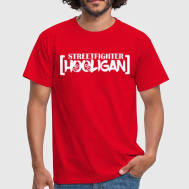 Streetfighter Hooligan (Boobies) T-Shirt - Men's T-Shirt
