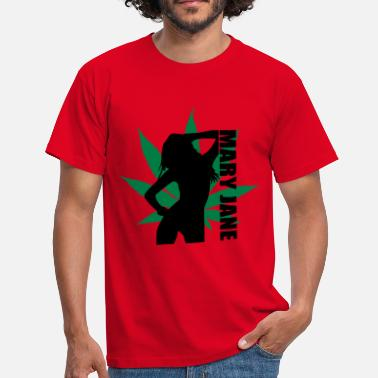 Mary Jane Mary Jane  - Men's T-Shirt