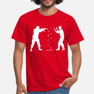 His Is What ? Humanity  - Herre-T-shirt