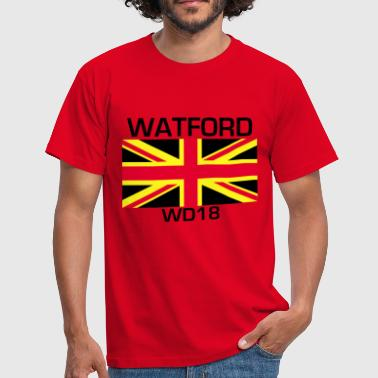 Watford - Men's T-Shirt