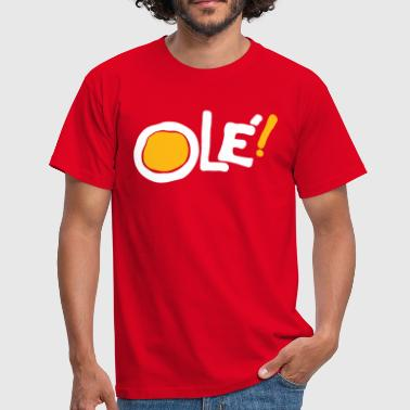 Ole! (red) - T-shirt Homme