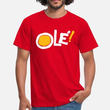 Ole Ole! (red) - T-shirt Homme