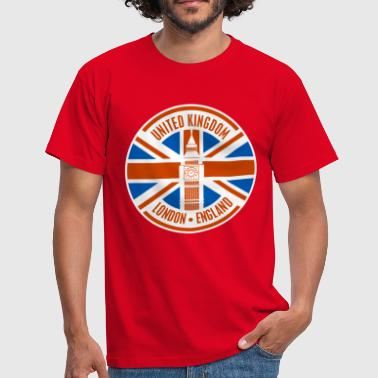 United Kingdom united kingdom - london - Men's T-Shirt