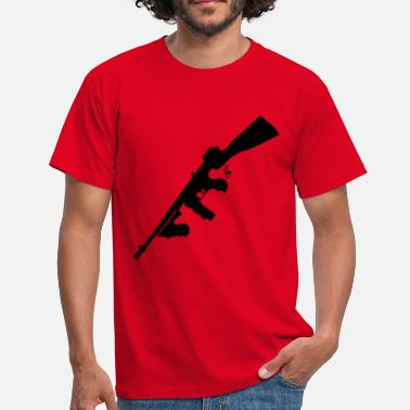 Tommy tommy gun - T-shirt Homme