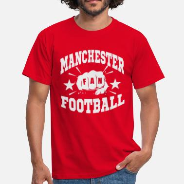 Groupe Manchester Fan - T-shirt Homme