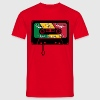 roots rock reggae old school 70 - T-shirt Homme
