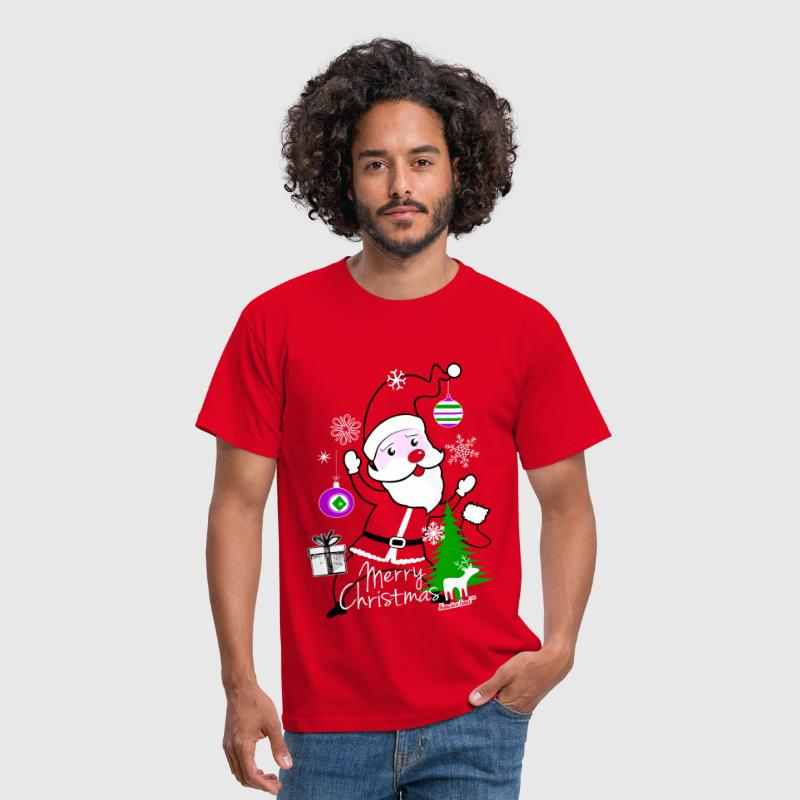 Merry Christmas, Francisco Evans ™ - Männer T-Shirt